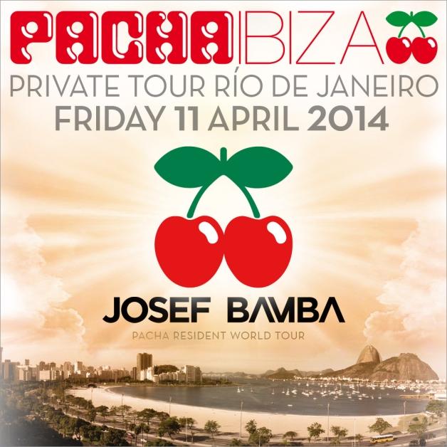 Pacha Ibiza Río de Janeiro Designed By Maximiliano Guzmán Wilkendorf