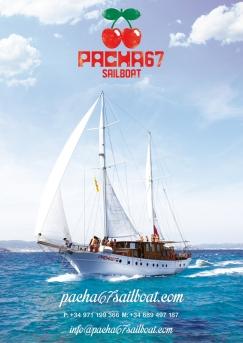 Pacha Sailboat 67 Advertising