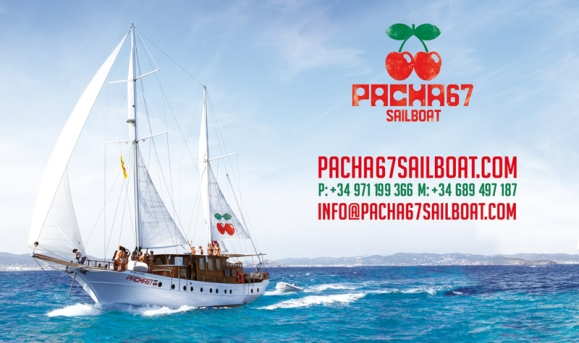 Pacha Sailboat 67 Advertising