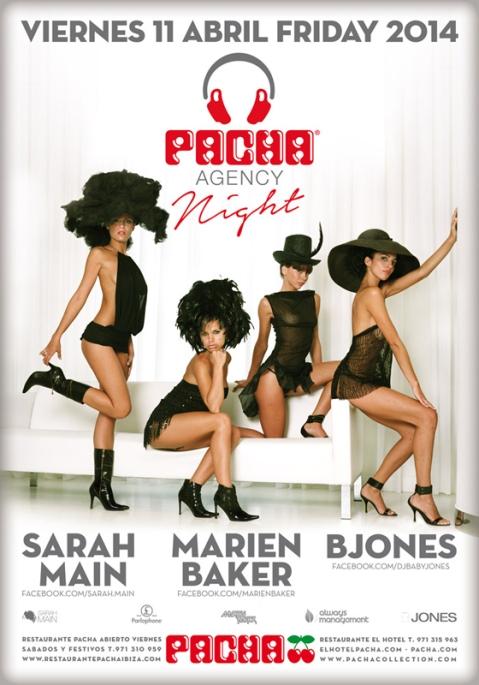Pacha Agency Night