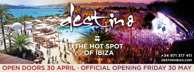 Destino Pacha Ibiza Resort Billboard