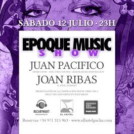 El Hotel Pacha Epoque Music Show Designed By Maximiliano Guzmán Wilkendorf