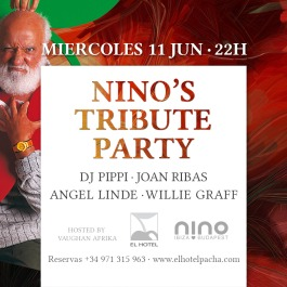 El Hotel Pacha Nino Tribute Party Budapest Designed By Maximiliano Guzmán Wilkendorf