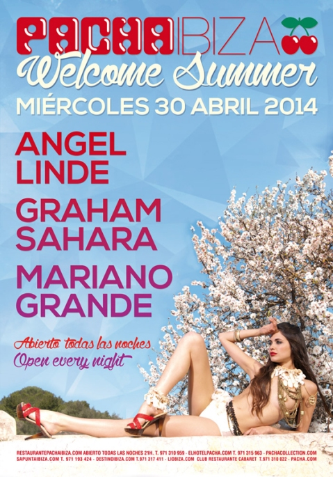 Pacha Ibiza Opening Summer