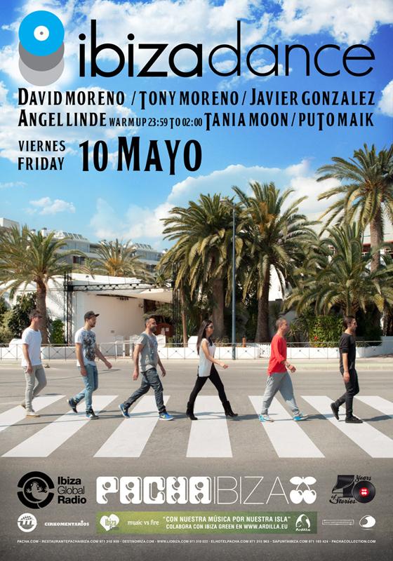 Pacha Ibiza Ibizadance Beatles Edition