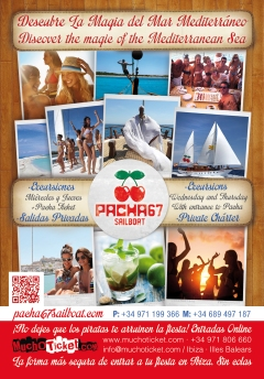 Pacha 67 Sailboat Advertising
