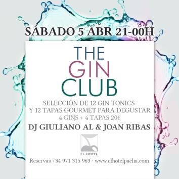 El Hotel Pacha The Gin Club Designed By Maximiliano Guzmán Wilkendorf