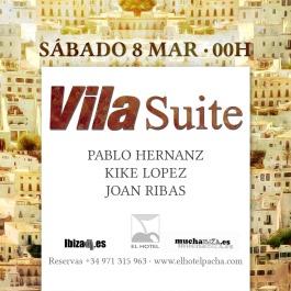 El Hotel Pacha Vila Suite Designed By Maximiliano Guzmán Wilkendorf