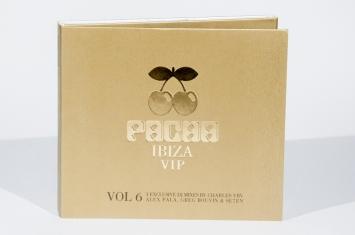 Pacha Ibiza Vip Vol. 6 Coverart Designed By Maximiliano Guzmán Wilkendorf