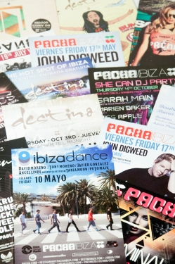 Pacha Group Flyers Designed By Maximiliano Guzmán Wilkendorf