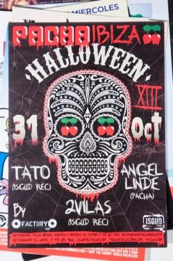 Pacha Ibiza Halloween Designed By Maximiliano Guzmán Wilkendorf