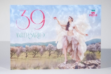 Pacha Ibiza 39 Anniversary Invitation Card Designed By Maximiliano Guzmán Wilkendorf