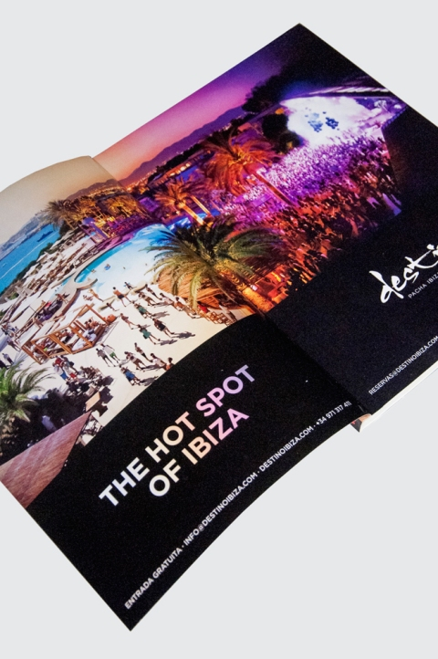 Destino Pacha Ibiza Resort Advertising Pacha Magazine Designed By Maximiliano Guzmán Wilkendorf