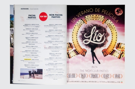 Lío Advertising Pacha Magazine Designed By Maximiliano Guzmán Wilkendorf