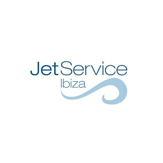 Jet Service Ibiza Logo Designed By Maximiliano Guzmán Wilkendorf