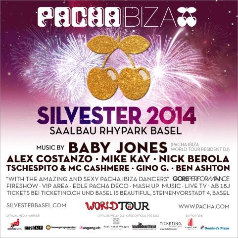 Pacha Ibiza Silvester Instagram Designed By Maximiliano Guzmán Wilkendorf
